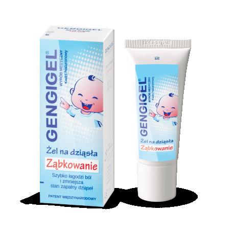 Gengigel® Ząbkowanie Żel na dziąsła - 20 ml