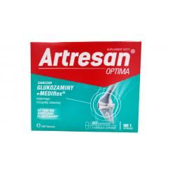 Artresan Optima, kaps. 90 szt