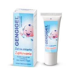 Gengigel® Ząbkowanie  Żel na dziąsła - 20 ml - KDW