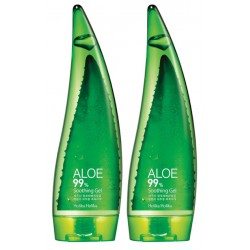 Holika Holika Aloe 99% Soothing Gel 2x250ml - dwupak