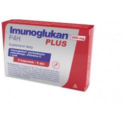 Imunoglukan P4H® Plus, kaps., 5 szt