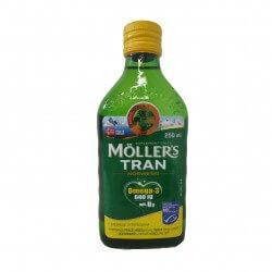 Moller`s Tran Norweski, arom.cytr.,(Orkla), 250 ml