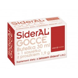 SiderAL® Gocce 30ml KDW