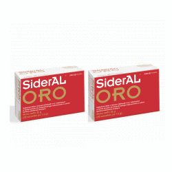SiderAL® Oro 2 x 20 saszetek - dwupak