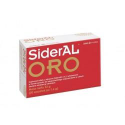 SiderAL® Oro 20 saszetek