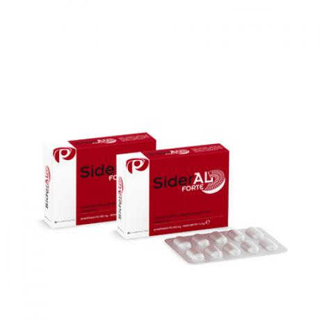 SiderAL® Forte 2 x 20 kapsułek - dwupak