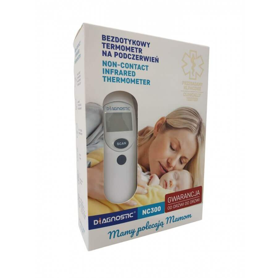 Termometr bezkontaktowy NC300 Diagnosis