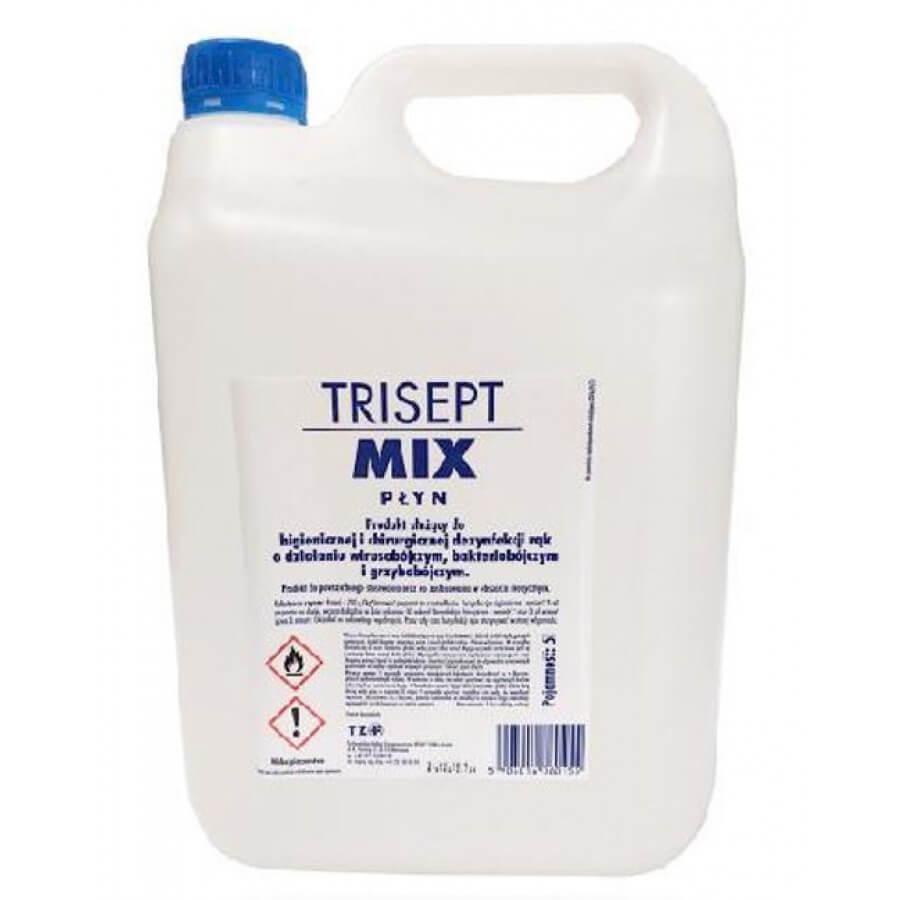 Trisept Mix, płyn, 5 l